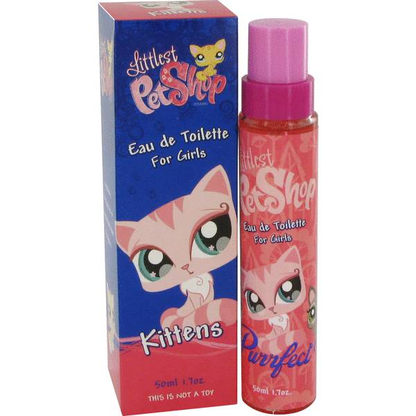 perfume Littlest Pet Shop Kittens Perfume
