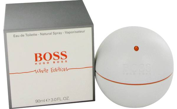 perfume Boss In Motion White Cologne