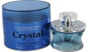 Crystal Cologne, de Reyane Tradition · Perfume de Hombre