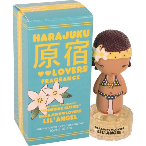 perfume Harajuku Lovers Sunshine Cuties Angel Perfume