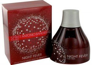 Spirit Night Fever Cologne, de Antonio Banderas · Perfume de Hombre