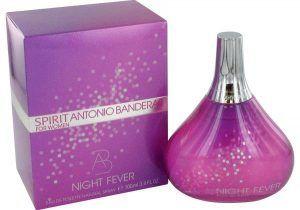 Spirit Night Fever Perfume, de Antonio Banderas · Perfume de Mujer