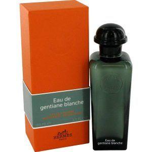Eau De Gentiane Blanche Cologne, de Hermes · Perfume de Hombre