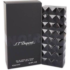 St Dupont Noir Cologne, de St Dupont · Perfume de Hombre