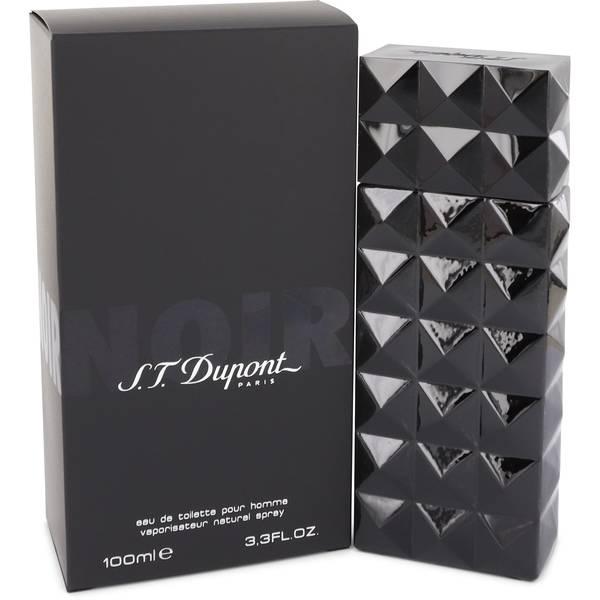 perfume St Dupont Noir Cologne