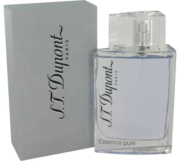 perfume St Dupont Essence Pure Cologne