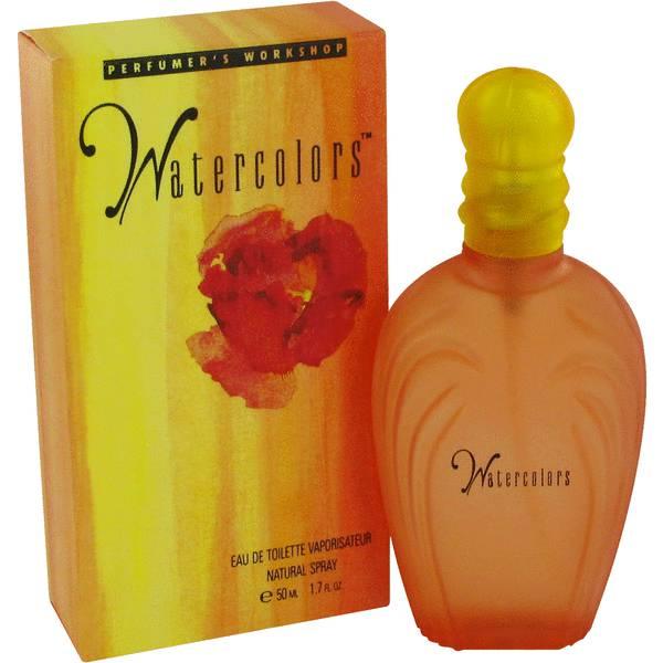 perfume Watercolors Perfume
