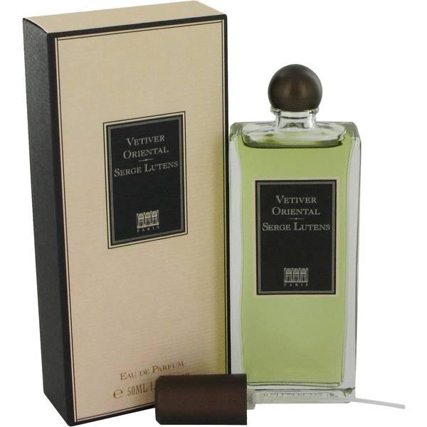 perfume Vetiver Oriental Cologne