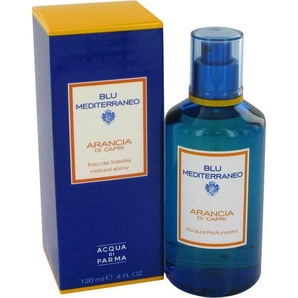 perfume Blu Mediterraneo Arancia Di Capri Perfume