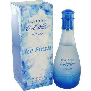 Cool Water Ice Fresh Perfume, de Davidoff · Perfume de Mujer
