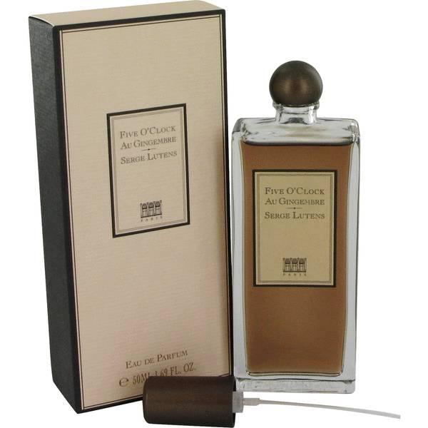 perfume Five O'clock Au Gingembre Perfume
