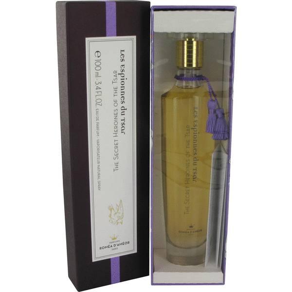 perfume The Secret Heroines Of The Tsar Perfume