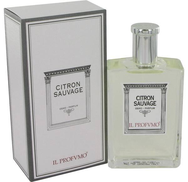 perfume Citron Sauvage Perfume