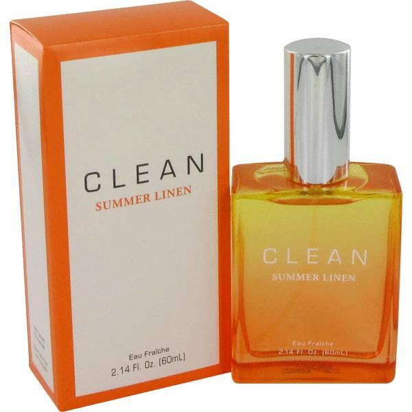 perfume Clean Summer Linen Perfume