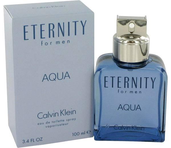 perfume Eternity Aqua Cologne