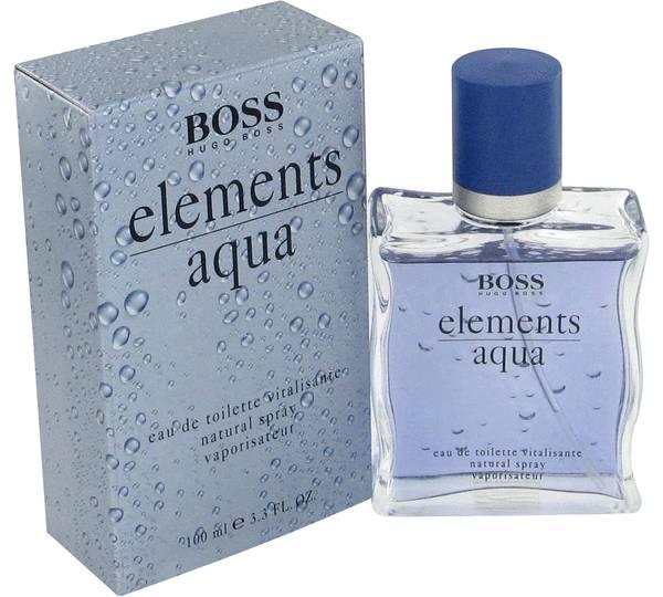 perfume Aqua Elements Cologne