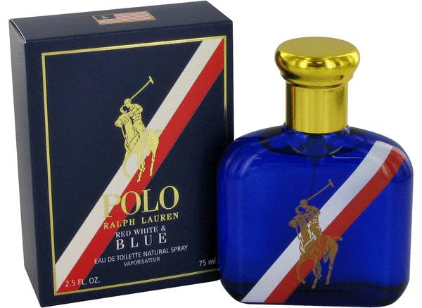 perfume Polo Red White & Blue Cologne