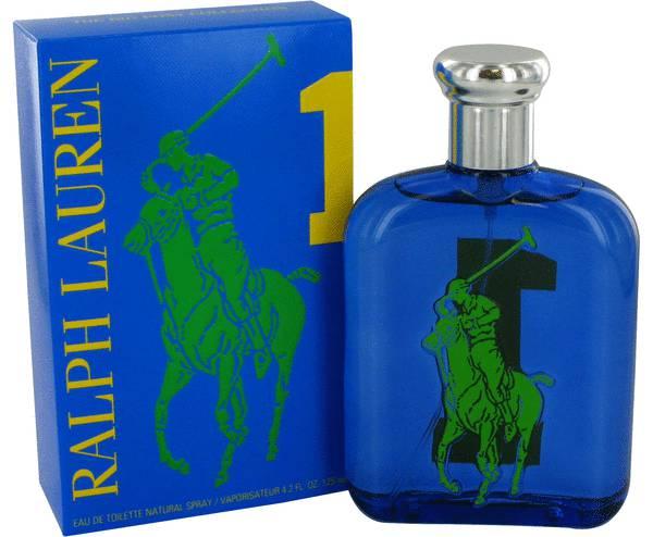 perfume Big Pony Blue Cologne