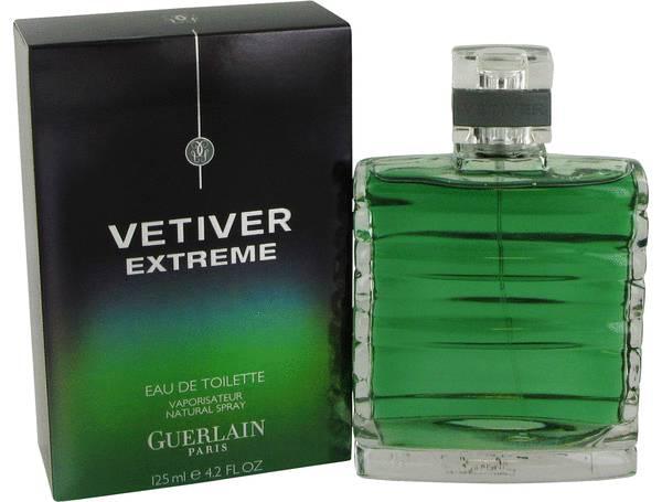perfume Vetiver Extreme Cologne