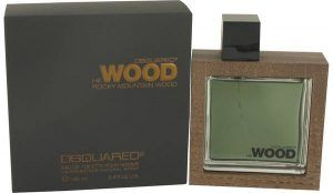 He Wood Rocky Mountain Wood Cologne, de Dsquared2 · Perfume de Hombre
