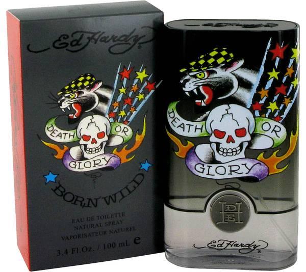 perfume Ed Hardy Born Wild Cologne