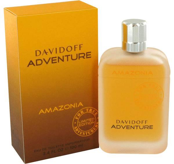 perfume Davidoff Adventure Amazonia Cologne