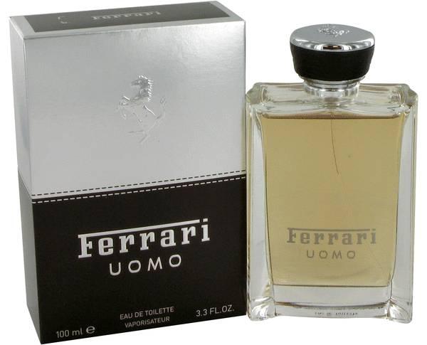 perfume Ferrari Uomo Cologne
