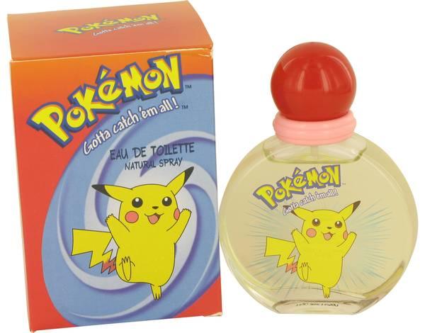 perfume Pokemon Cologne