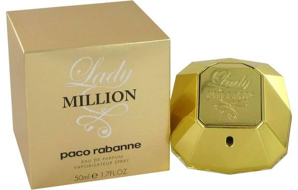 perfume Lady Million Perfume