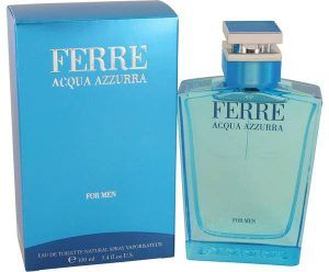 Ferre Acqua Azzurra Cologne, de Gianfranco Ferre · Perfume de Hombre