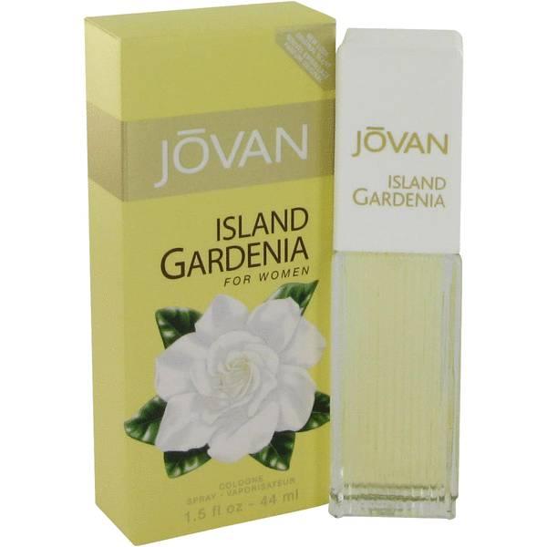 perfume Jovan Island Gardenia Perfume