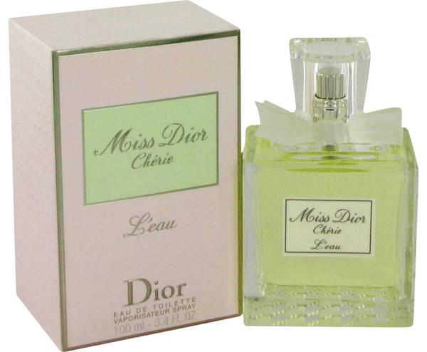 perfume Miss Dior Cherie L'eau Perfume