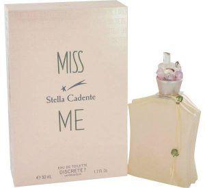 Miss Me Discrete Perfume, de Stella Cadente · Perfume de Mujer