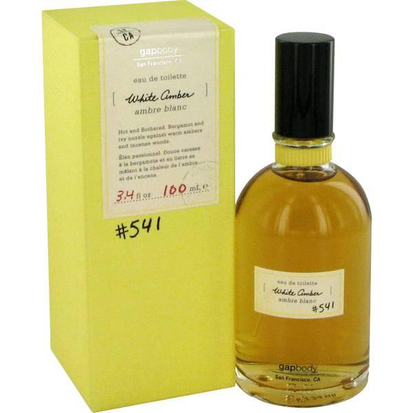 perfume White Amber 541 Perfume
