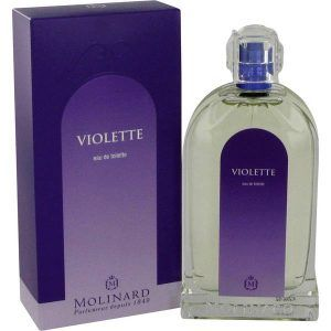 Les Fleurs Violette Perfume, de Molinard · Perfume de Mujer