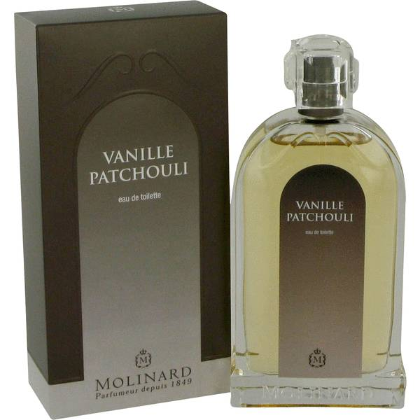 perfume Vanille Patchouli Perfume