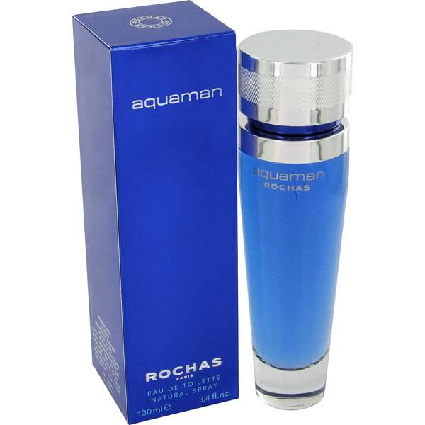 perfume Aquaman Cologne
