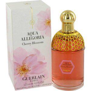 Aqua Allegoria Cherry Blossom Perfume, de Guerlain · Perfume de Mujer