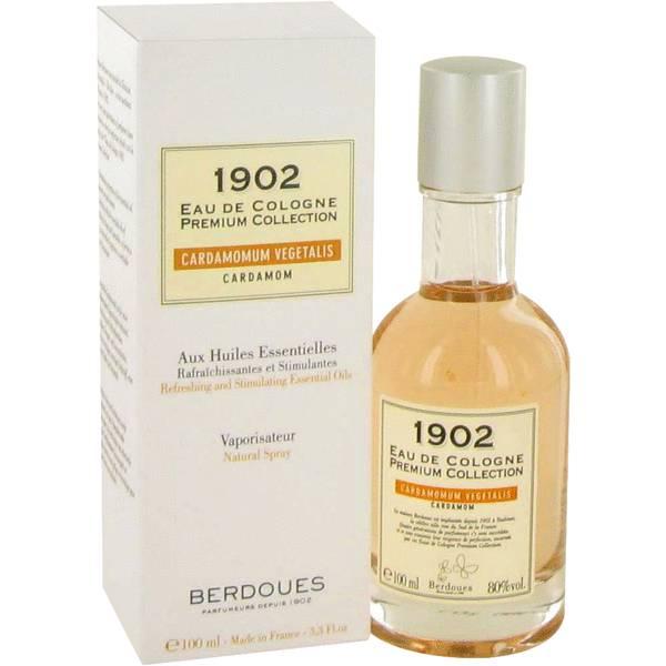 perfume 1902 Cardamom Cologne