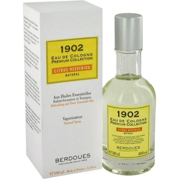 perfume 1902 Natural Cologne