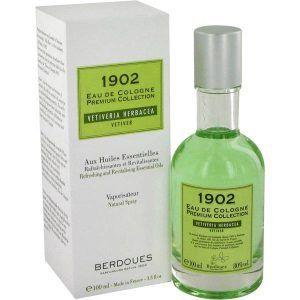 1902 Vetiver Cologne, de Berdoues · Perfume de Hombre