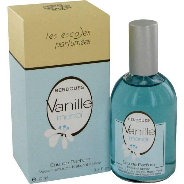 perfume Vanille Monoi Perfume