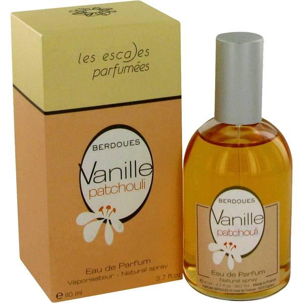 perfume Vanille Patchouli Berdoues Perfume