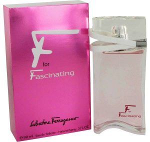 F For Fascinating Perfume, de Salvatore Ferragamo · Perfume de Mujer