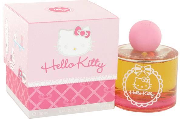 perfume Hello Kitty Perfume