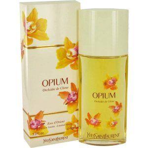Opium Eau D'orient Orchidee De Chine Perfume, de Yves Saint Laurent · Perfume de Mujer