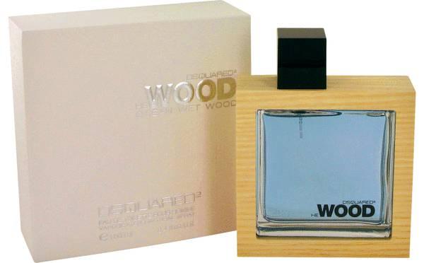 perfume He Wood Ocean Wet Wood Cologne