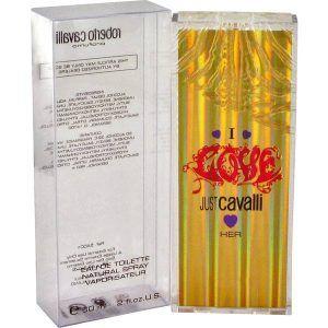 I Love Her Perfume, de Roberto Cavalli · Perfume de Mujer