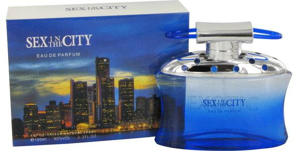 perfume Sex In The City Exotic Perfume