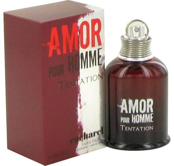 perfume Amor Pour Homme Tentation Cologne